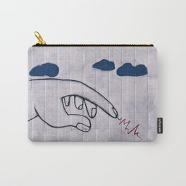 Wall-Art-021 Carry-All Pouch