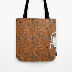 Monkey Town ! Tote Bag