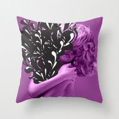 In love with Inspiration 3 Throw Pillow
