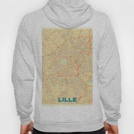 Lille Map Retro Hoody