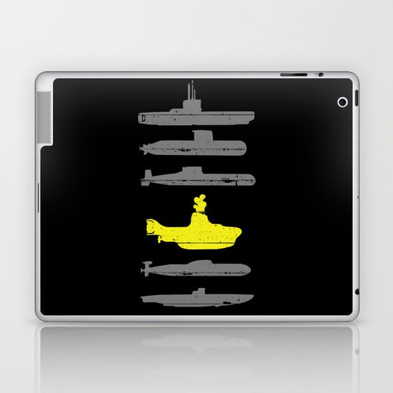 Know Your Submarines Laptop & iPad Skin