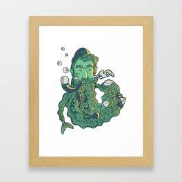 Sailor Ozean Art Framed Art Print