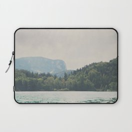 into the wilderness she went ... Laptop Sleeve