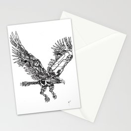 Intel Eagle Stationery Cards