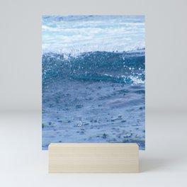 Open sea Mini Art Print