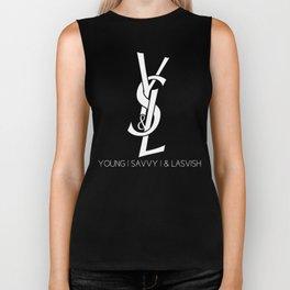 Young | Savvy | & Lavish | YS&L Invert Biker Tank