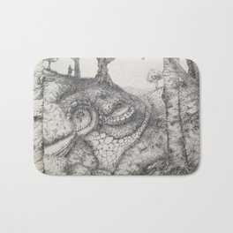 The Beckoning Road Bath Mat