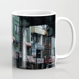 New York Minute Coffee Mug
