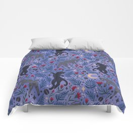 Wild Night Comforters