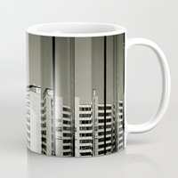 the office Mugs featuring Office patterns... by belkat