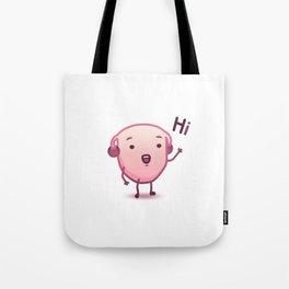 Ooti the Uterus - Hi Tote Bag
