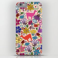 Peruvian Llamas Slim Case iPhone 6 Plus
