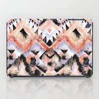 southwest iPad Cases featuring Southwest Floral by Casey Saccomanno