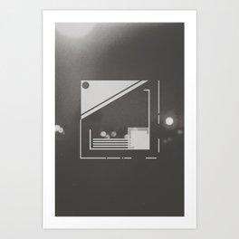 Apposite Art Print