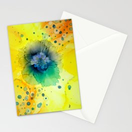 When Flowers Breath Stationery Cards