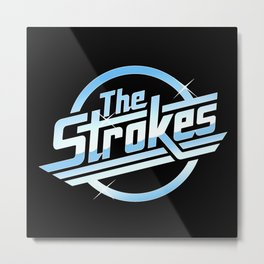 the originally strokes band tour 2020 ngamein Metal Print