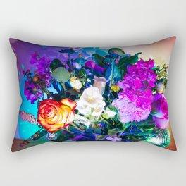 Disco Bouquet I Rectangular Pillow