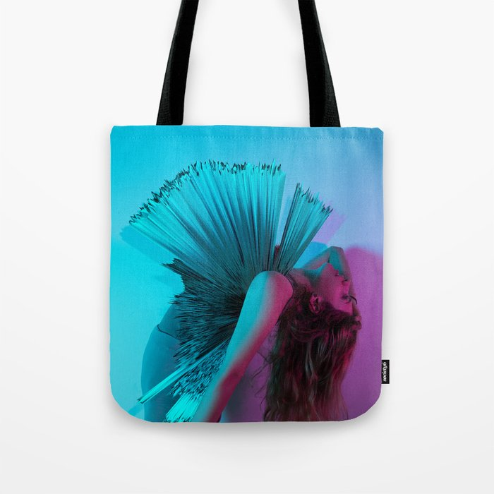 The Fragmentation of the Self II Tote Bag