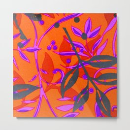 Botany #Society6 #Home Decor #Art Metal Print