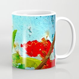 Rusting Leaf Coffee Mug