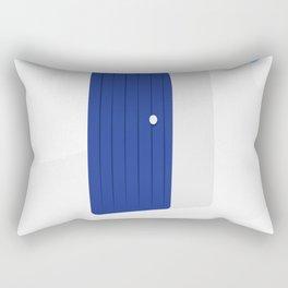 Santorini #01 Rectangular Pillow