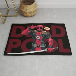The Merc With a Mouth Rug