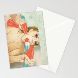 Bombs Away Stationery Cards