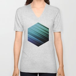 Color Box by [PE] Unisex V-Neck