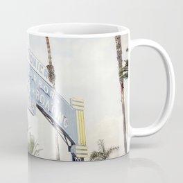 Santa Monica Sign Coffee Mug