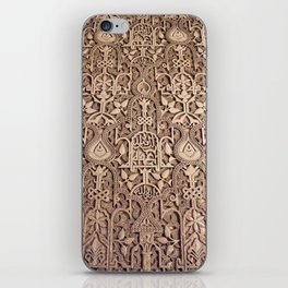 Arabic Patterns iPhone Skin