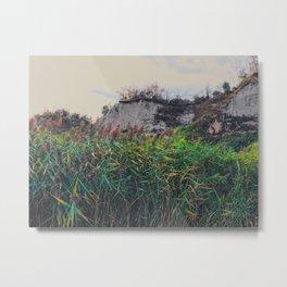 Hills and mountains Metal Print