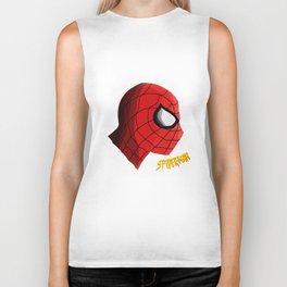 Peter Parker - The Amazing Spider-Man Biker Tank