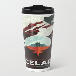 NASA Solar System Tour Retro Series Travel Mug