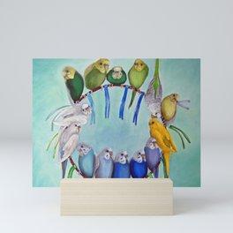 Joycatcher Mini Art Print