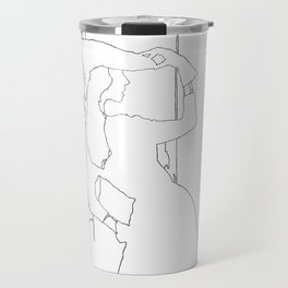 Diamonds On The Soles Of Her Shoes Travel Mug