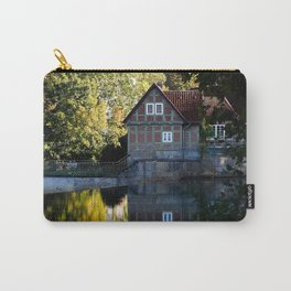 Former lock keeper's house Carry-All Pouch