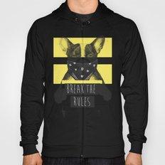 Rebel dog (yellow) Hoody