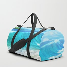 Mermaid's mountain Duffle Bag