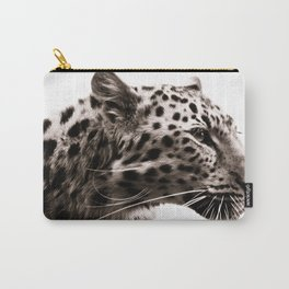 Leopard I Carry-All Pouch