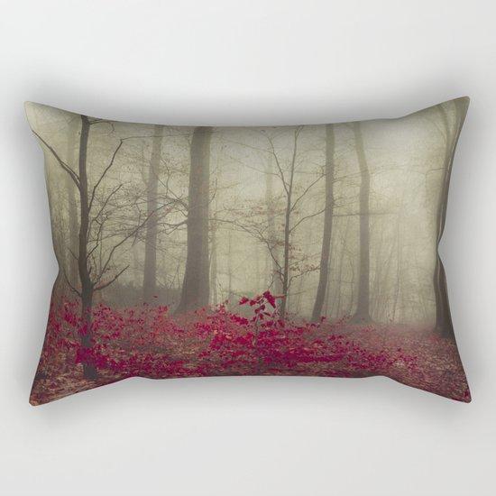 Hidden Place Rectangular Pillow