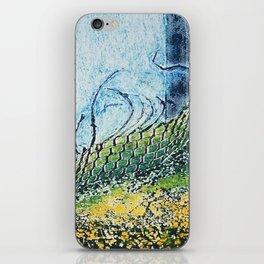 gravura colagraf landscape 01 iPhone Skin