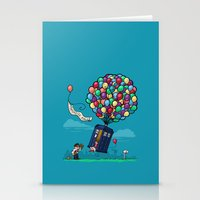 hallion Stationery Cards featuring Come Along, Carl by Karen Hallion Illustrations