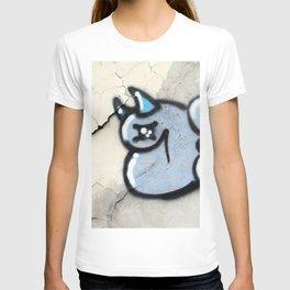Crumbling T-shirt