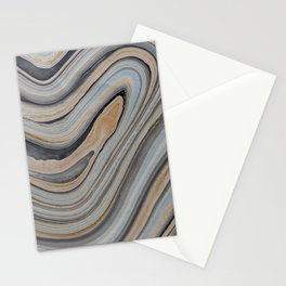 Marbled Stationery Cards