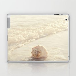 Seashell by the Seashore I Laptop & iPad Skin