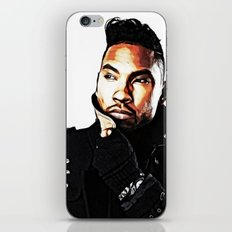 Let my Brush Adorn You! iPhone & iPod Skin