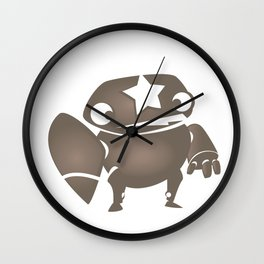 minima - slowbot 004 Wall Clock