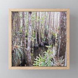 Letting Go of Today Framed Mini Art Print