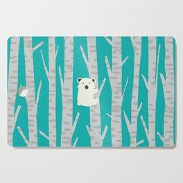 Lonesome Koala Cutting Board