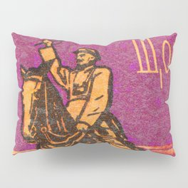 Soviet Film Poster Shchors Pillow Sham